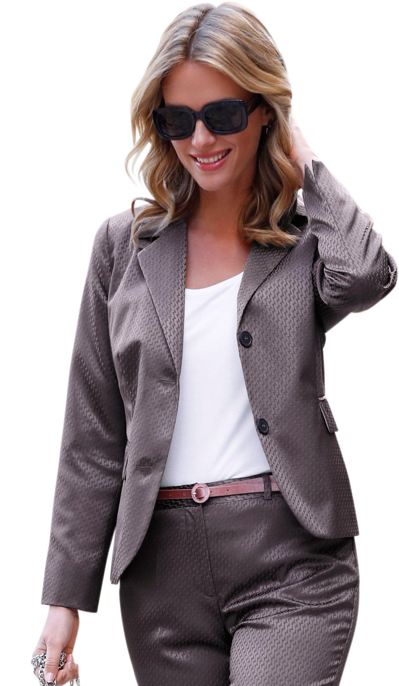 qualitätPolyester Jacquard Kaufen In Hochwertiger Online Blazer Lady n8OyvN0mw