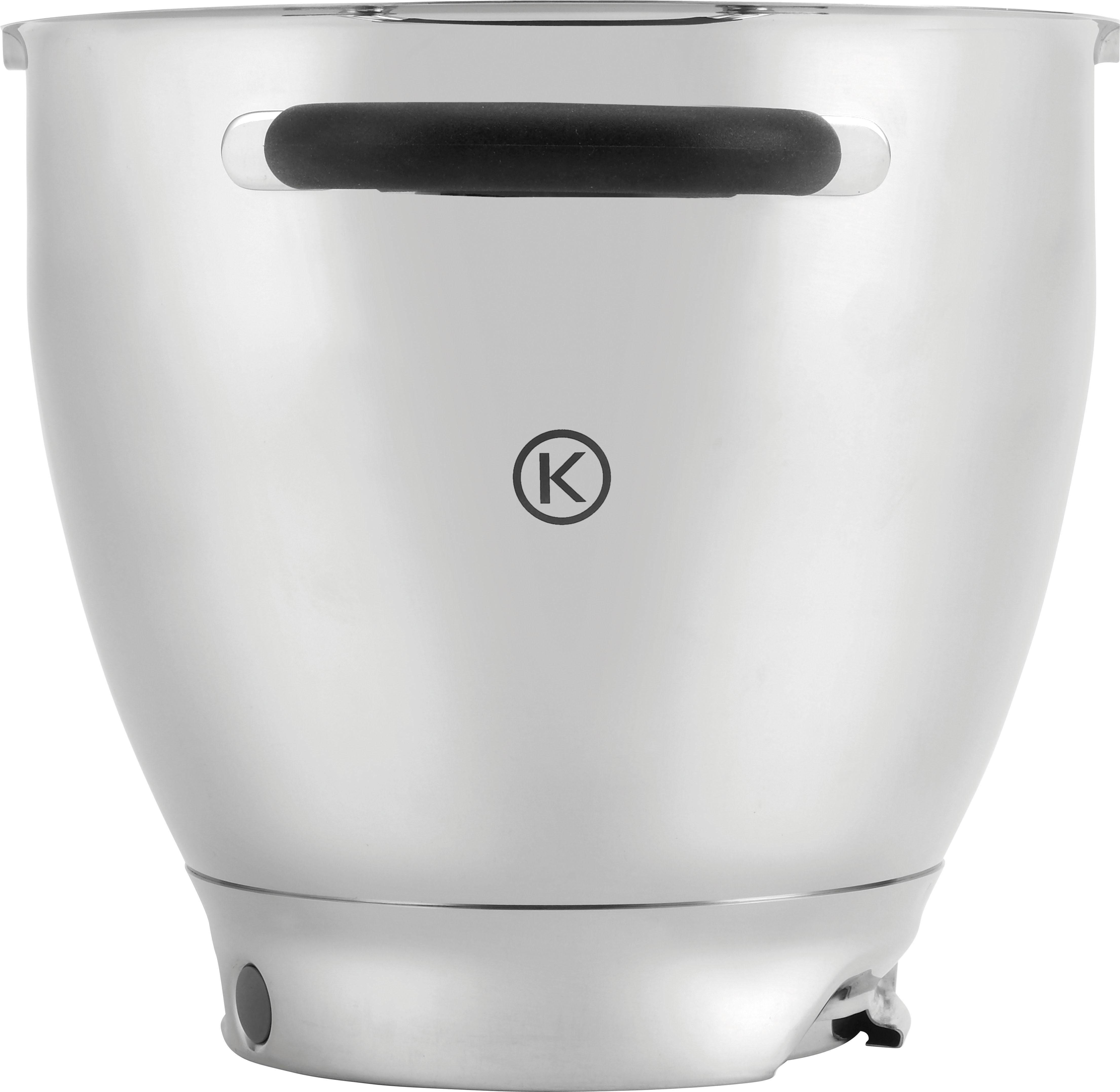 KENWOOD Edelstahl-Schüssel Cooking Chef Gourmet KAT911SS für Kenwood Küchenmaschinen