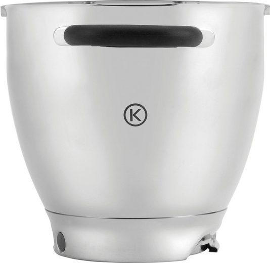 KENWOOD Küchenmaschinenschüssel, Edelstahl, passend für Kenwood KCC9000 Serie, Kenwood Cooking Chef Gourmet