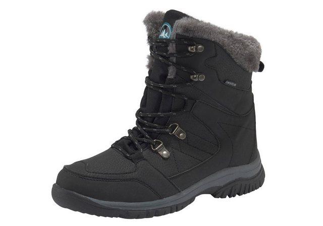 Polarino »Ice Floe« Outdoorwinterstiefel | Schuhe > Outdoorschuhe > Outdoorwinterstiefel | Polarino