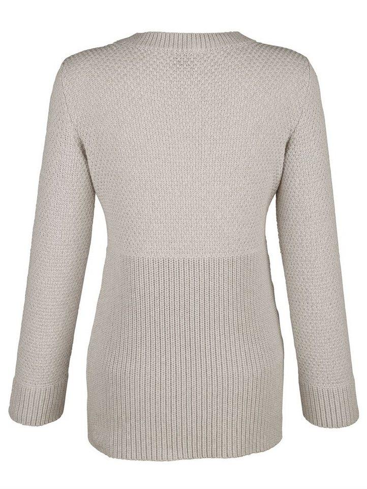 neu kaufen Original wählen am besten billig Amy Vermont Pullover in verschiedenen Strickoptiken online kaufen | OTTO