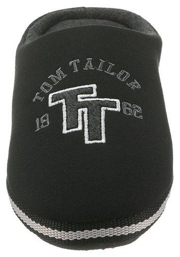 Tom Logostickerei Logostickerei Hausschuh Tailor Mit Tailor Tom Tom Hausschuh Mit wRnFrtqR