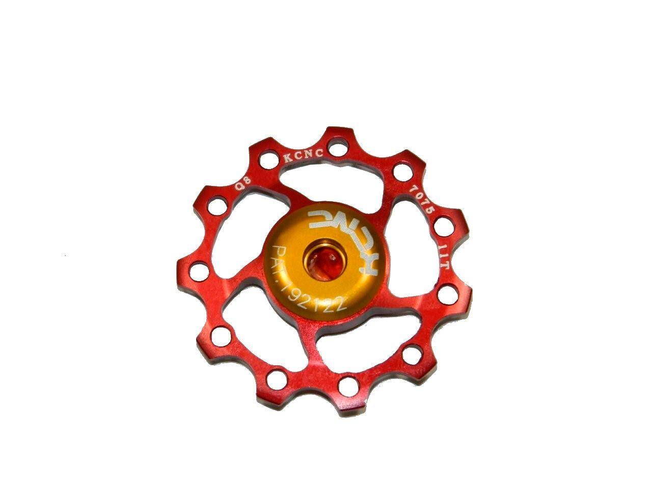 KCNC Kurbel »Jockey Wheel 12 Zähne SS Bearing«
