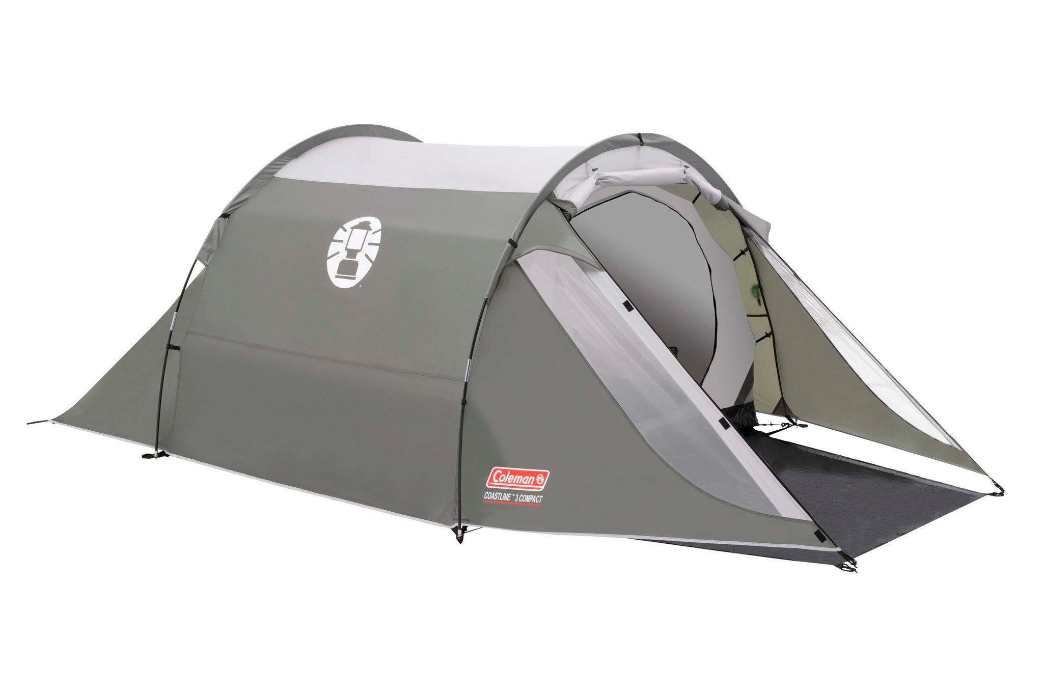 COLEMAN Zelt »Coastline 3 Compact Tent«