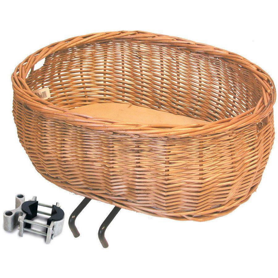 Basil Fahrradkorb »Pluto Vorderrad-Tierfahrradkorb«
