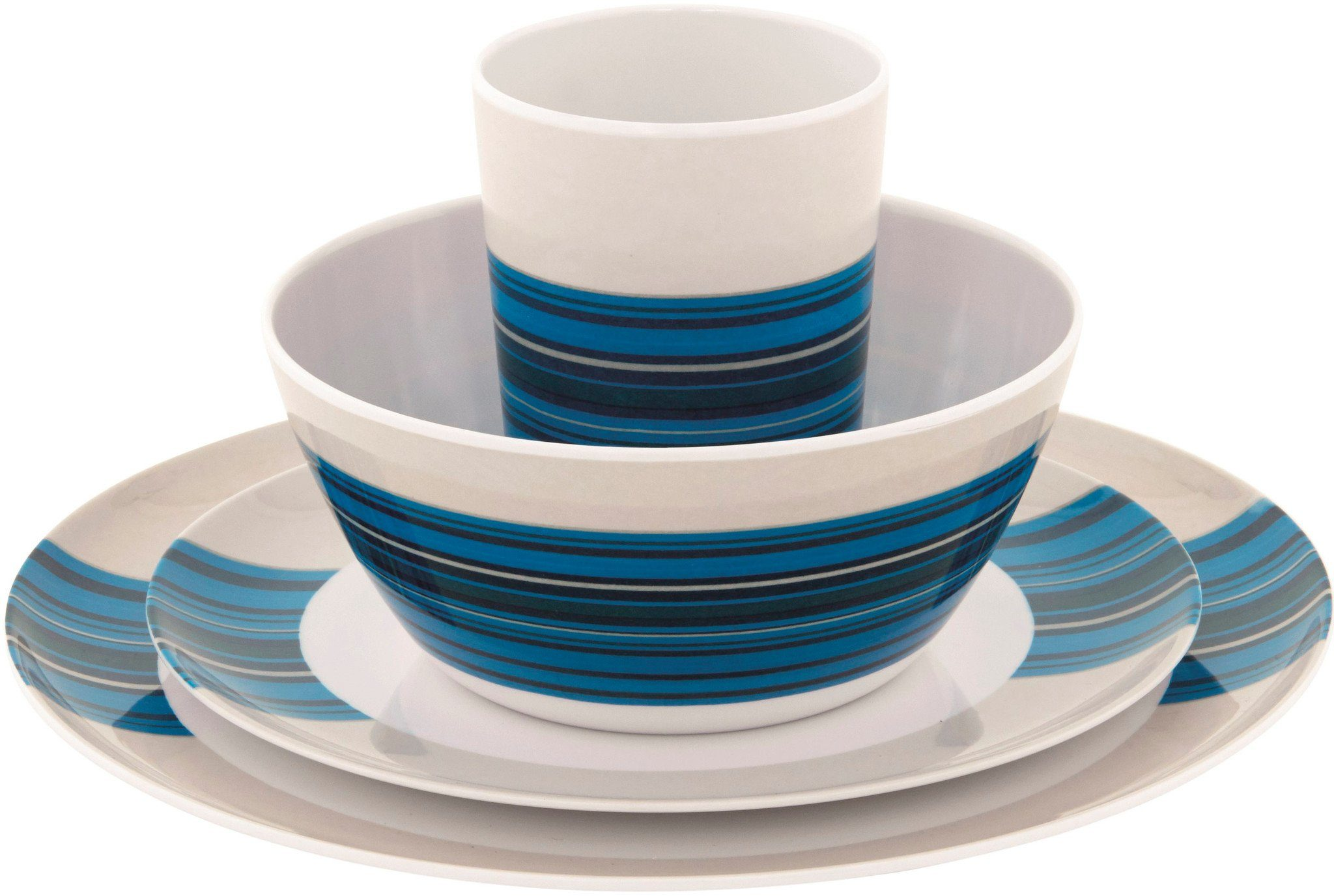 Outwell Camping-Geschirr »Blossom Picnic Set 2 Persons«