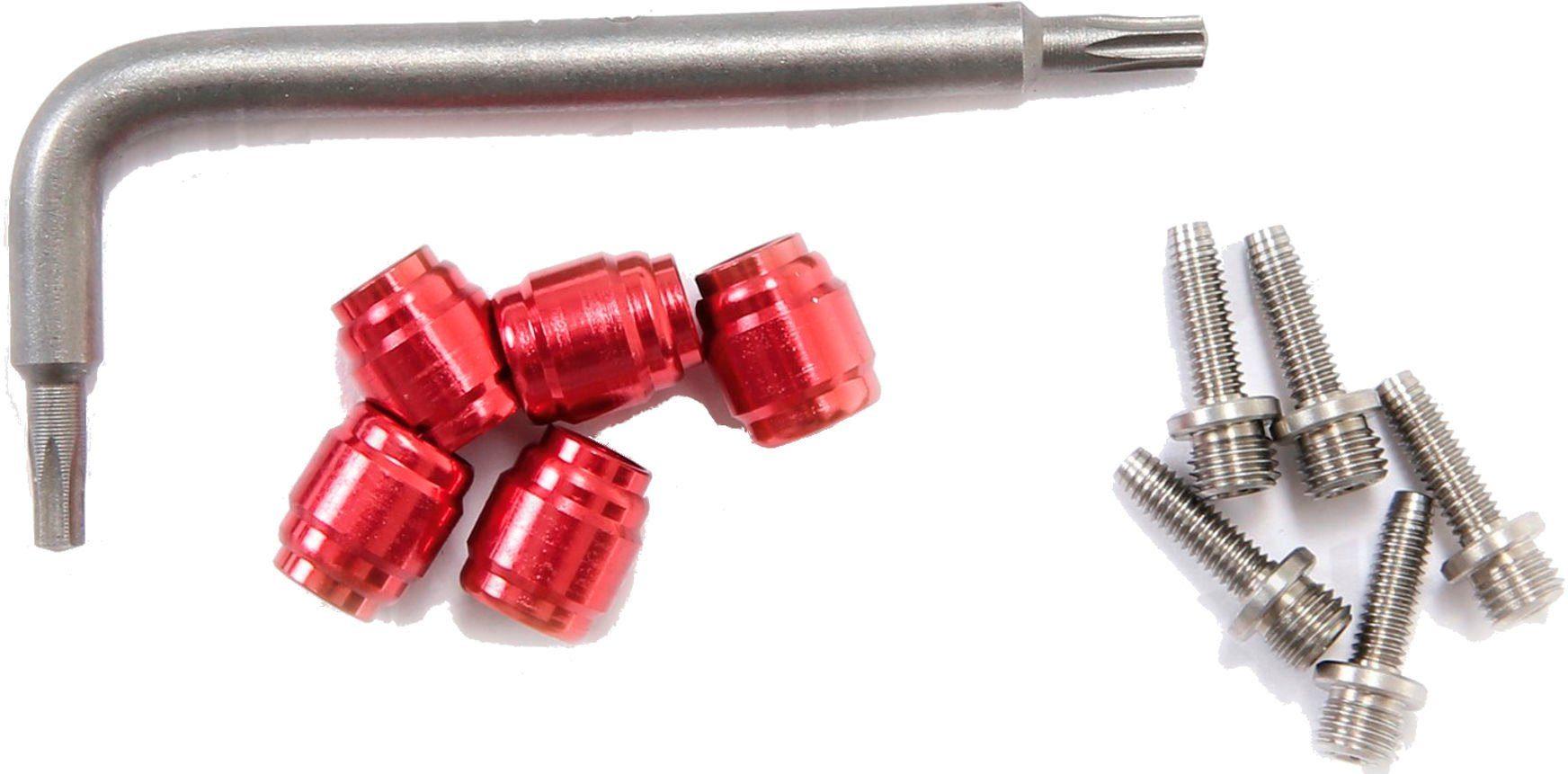 SRAM Bremszubehör »Klemmringe + Steckhülsen für Hydraulikleitung 5Pcs«