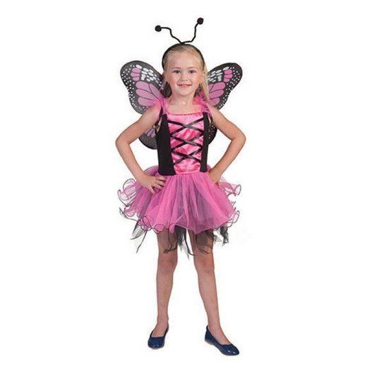 Pinkfalter Schmetterling Kinderkostüm