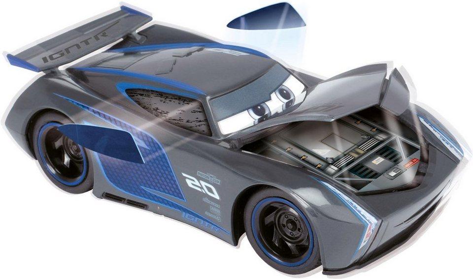 Dickie Toys Rc Auto Cars 3 Jackson Storm Crazy Crash Online Kaufen Otto
