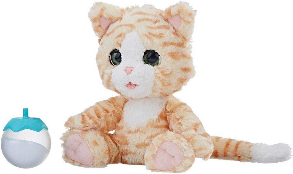Hasbro Interaktives Plüschtier,  FurReal Cara, mein kuscheliges Kätzchen  online kaufen