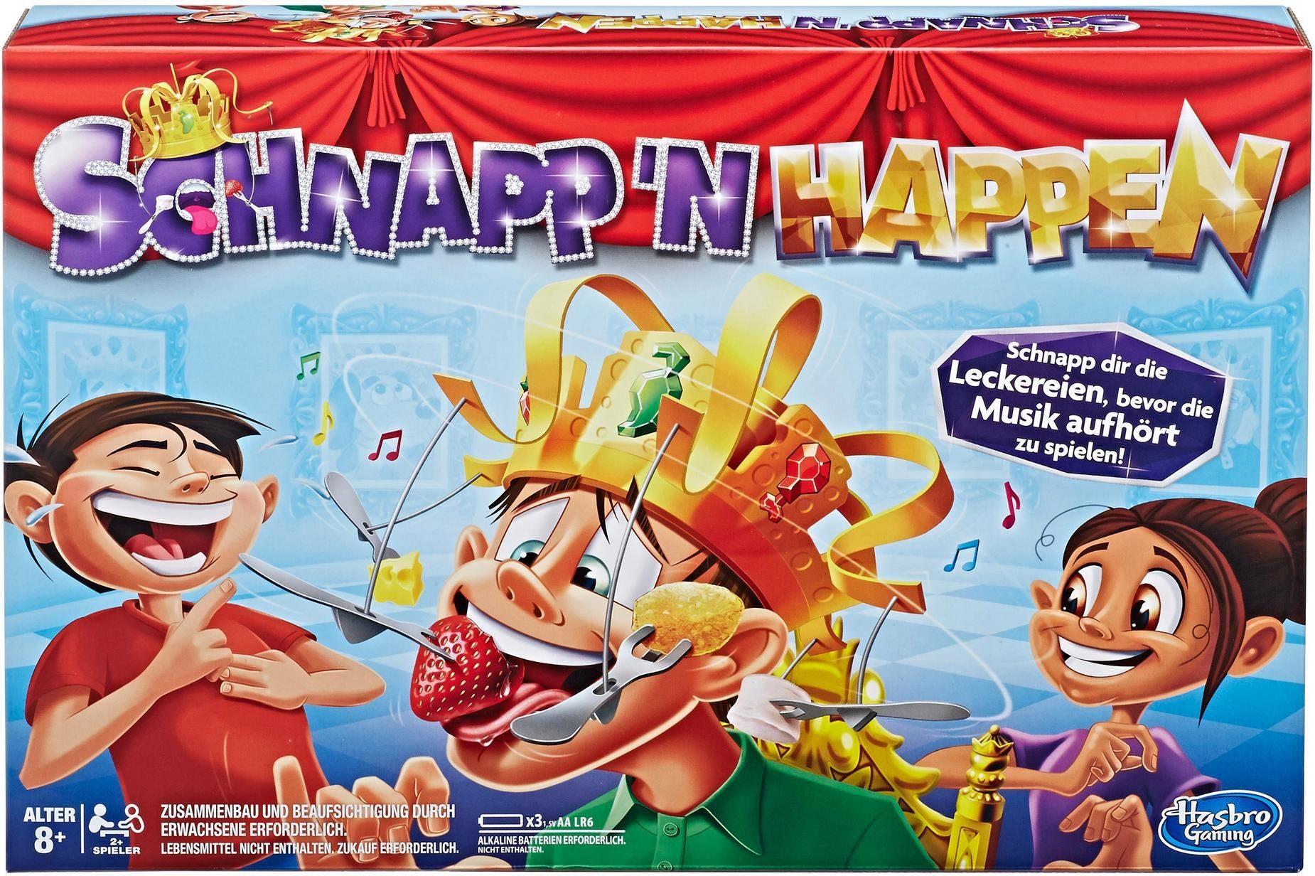 Hasbro Familienspiel, »Schnapp 'N Happen«