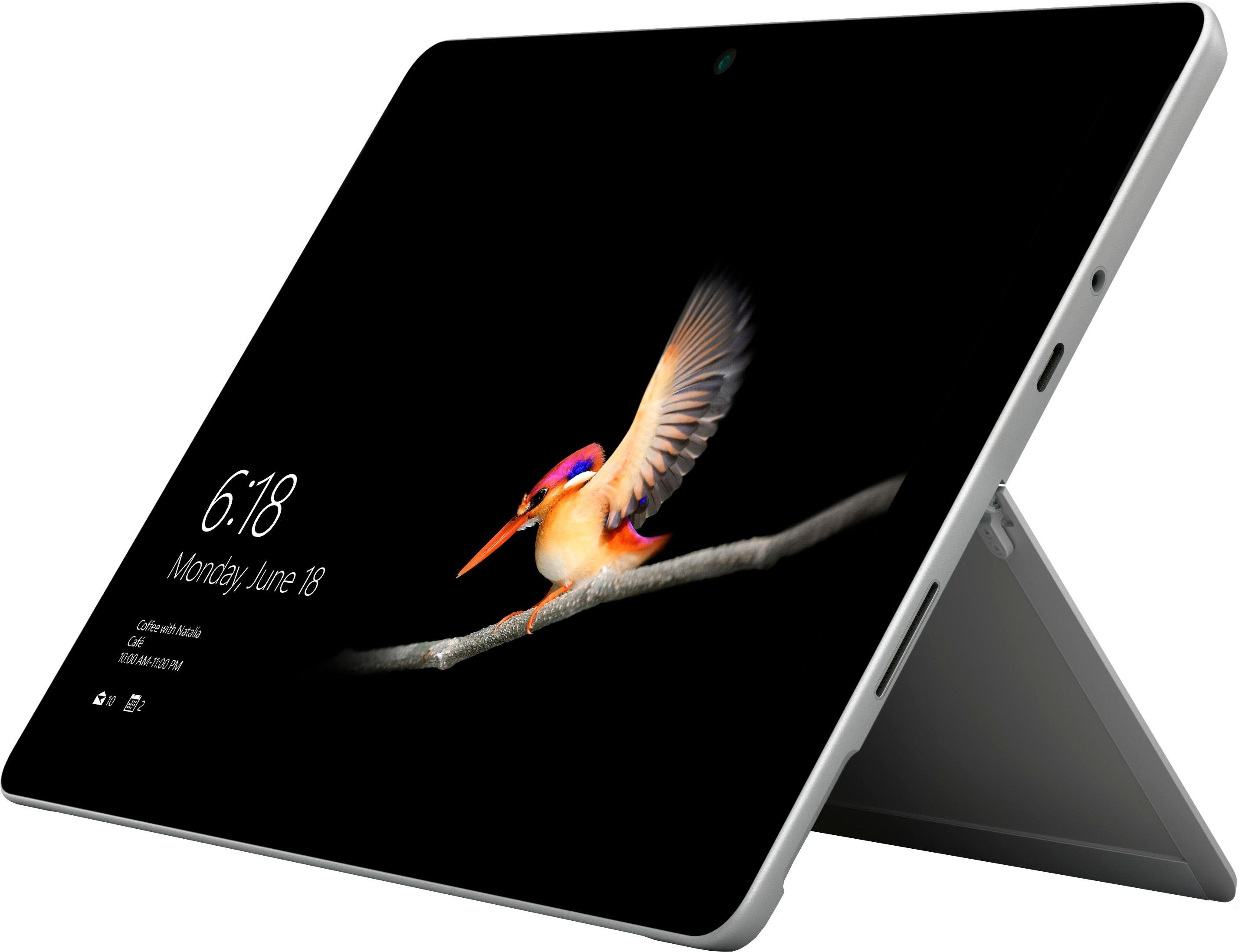 Microsoft Surface Go Convertible Notebook (25 cm/10 Zoll, Intel Pentium Gold, 128 GB SSD, 8 GB RAM, inkl. Office 365 Personal (ESD)