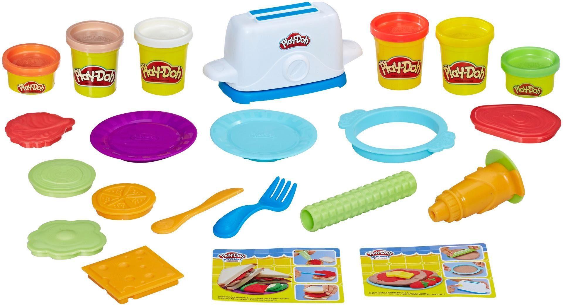 Hasbro Knetset, »Play-Doh, Toaster«