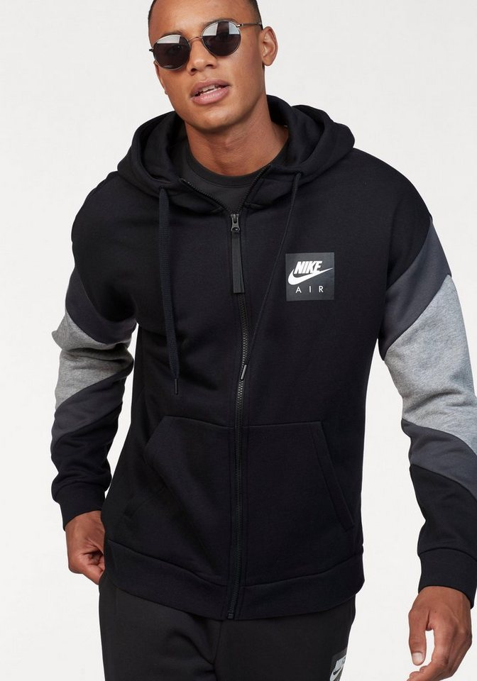 9a2dfe88000e Nike Sportswear Kapuzensweatjacke »NSW NIKE AIR HOODIE FZ FLC ...