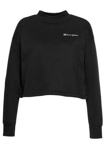 Sweatshirt Sweatshirt« Sweatshirt »crewneck Sweatshirt« Schwarz »crewneck Sweatshirt« Champion Champion »crewneck Schwarz Sweatshirt Champion jpLqMGSzUV