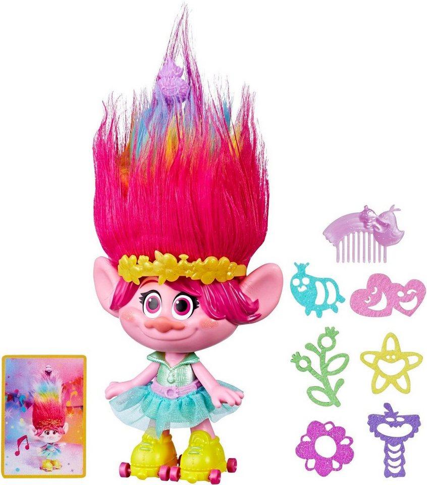 Hasbro Puppe mit Soundeffekten,  Trolls Poppys Partyspaß  online kaufen