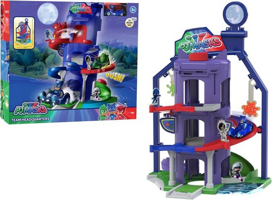Dickie Toys Spiel-Parkhaus »PJ Masks Team Headquarter«