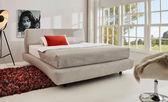 Places of Style Boxspringbett »Andres«, im besonderen Design