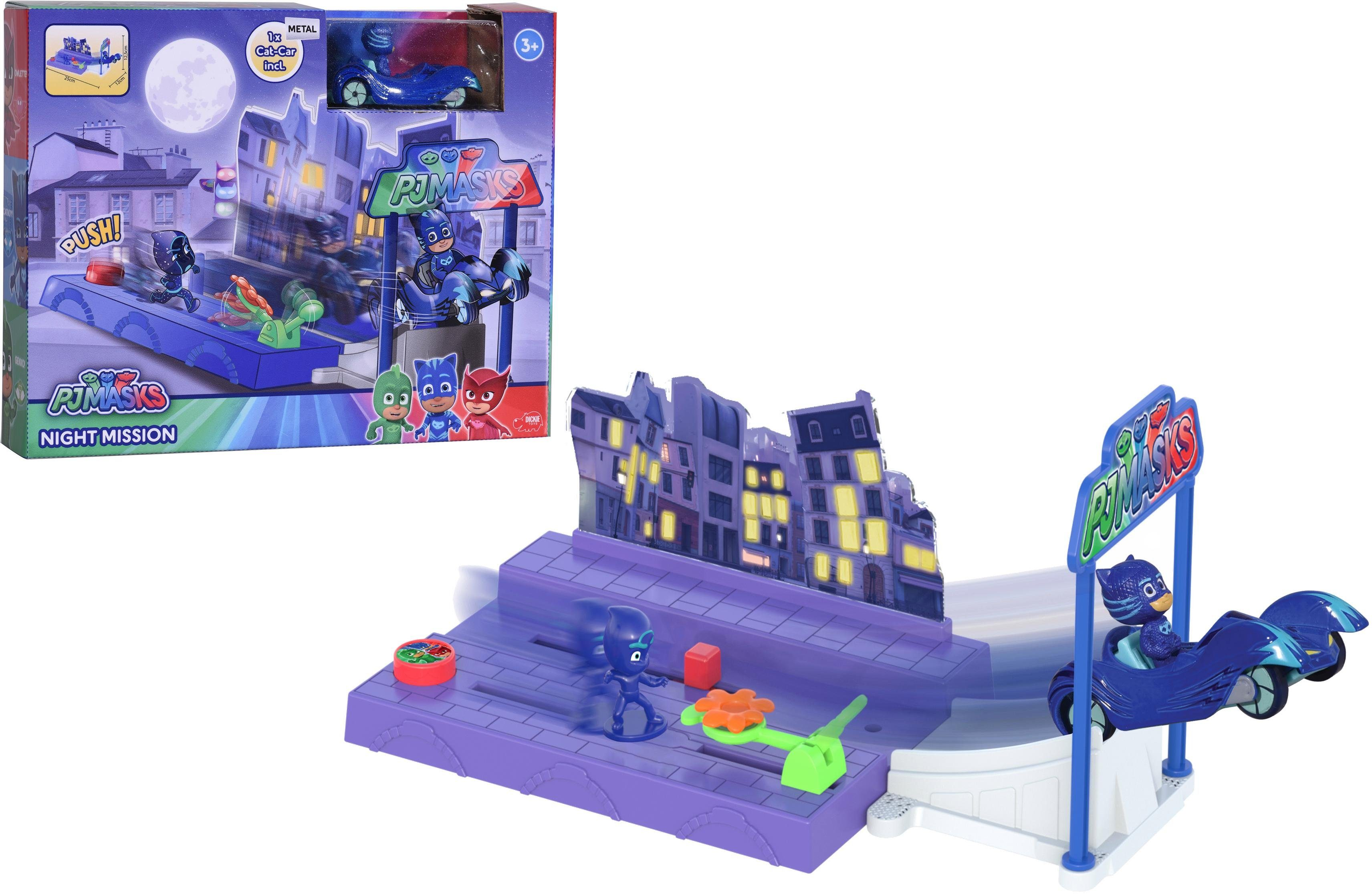 Dickie Toys Spielset, »PJ Masks Night Mission«