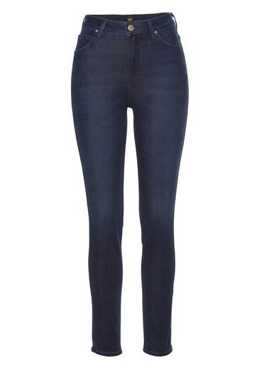 Lee® High-waist-Jeans »Scarlett« im 5-Pocket-Style