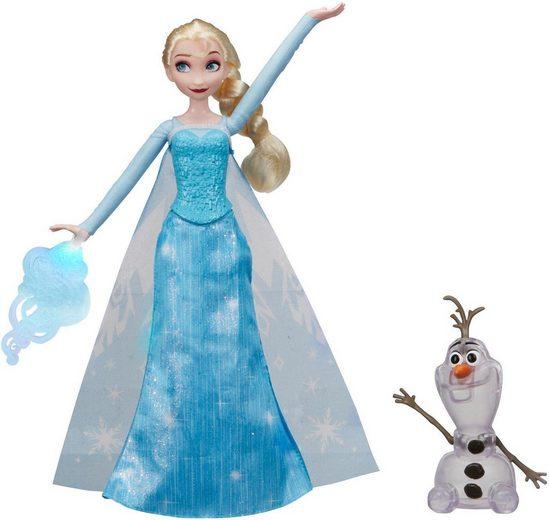Hasbro Anziehpuppe »Die Eiskönigin Zauberlich Elsa«