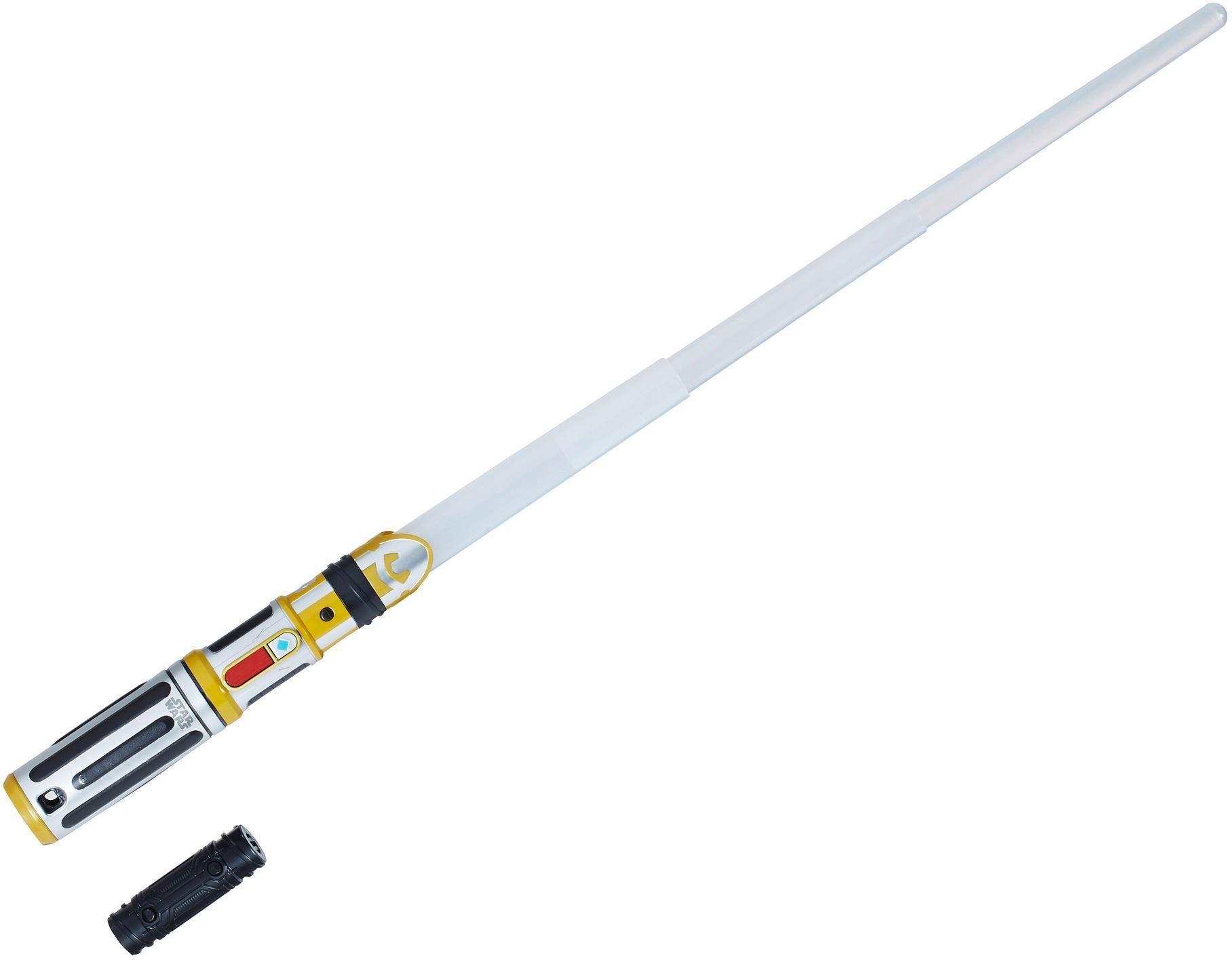 Hasbro Lichtschwert mit Licht- und Soundeffekten, »Star Wars, Meister der Macht Lichtschwert«