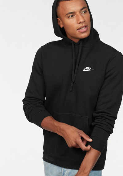 dd85b30cbb2fa Nike Sportswear Kapuzensweatshirt »M NSW CLUB HOODIE PO BB«