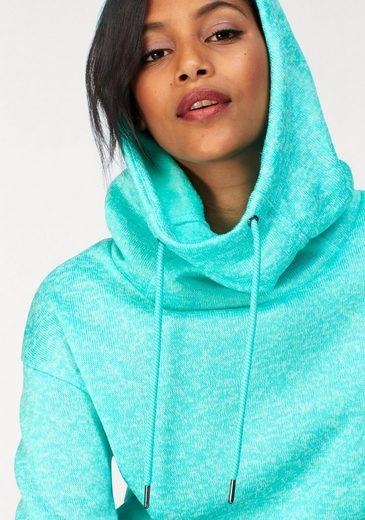Superdry Strickfleece Kapuzensweatshirt Hood« »storm Angesagtem Aus Funnel r1rnYxpaqw