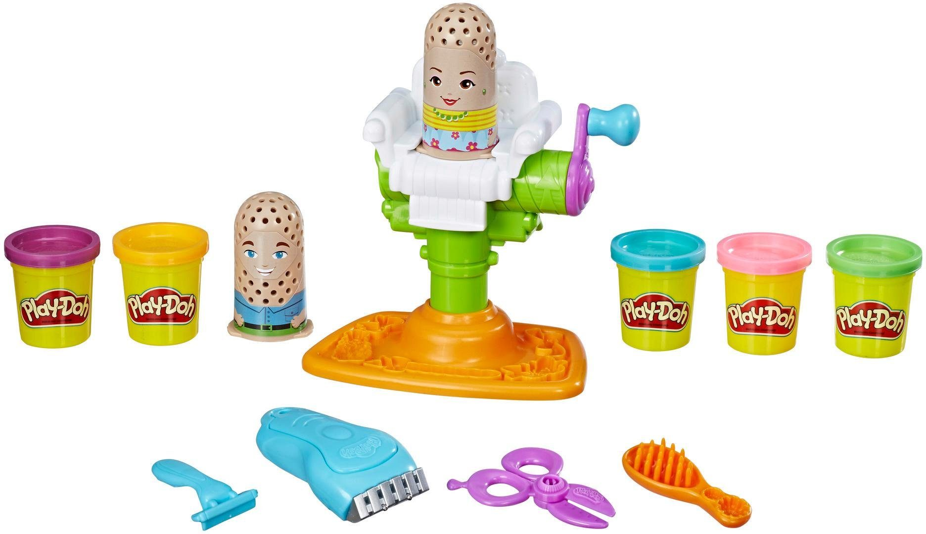 Hasbro Knetset, »Play-Doh, Freddy Friseur«