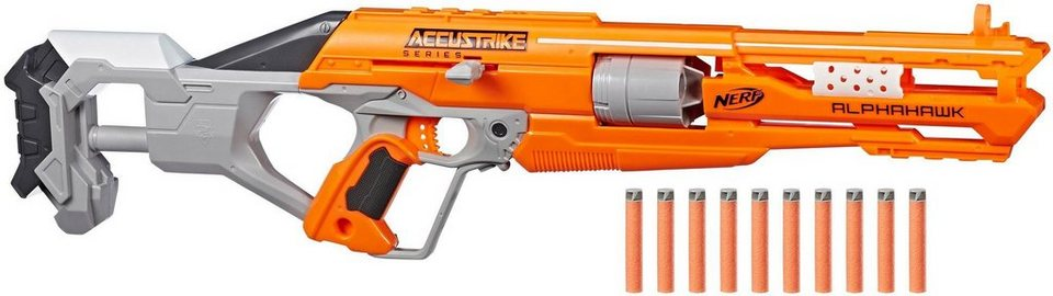 Hasbro Blaster,  Nerf N-Strike Elite AccuStrike Alphahawk  online kaufen
