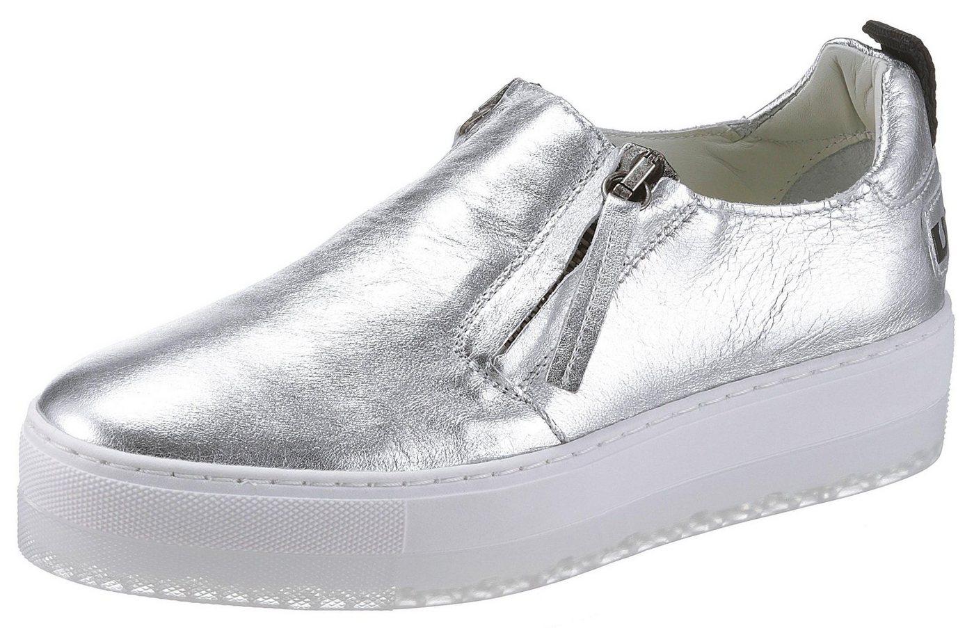 diesel -  »Lenglas S-Lenglas Slip On« Slip-On Sneaker mit 2 Reißverschlüssen