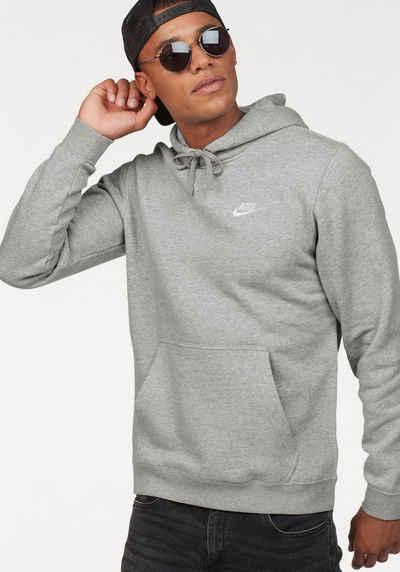 herren pullover in gro�en gr��en xxl pullover kaufen otto  nike sportswear kapuzensweatshirt m nsw club hoodie po bb