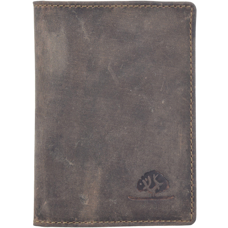 Greenburry Vintage Ausweisetui Leder 8,5 cm