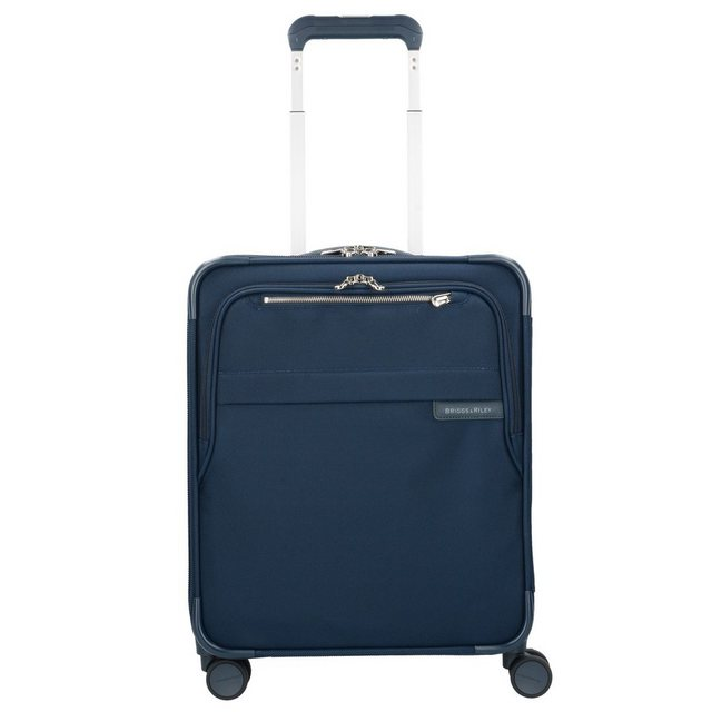 Briggs&Riley Baseline 4-Rollen Kabinentrolley 53 cm | Taschen > Koffer & Trolleys > Trolleys | Blau | Briggs&Riley