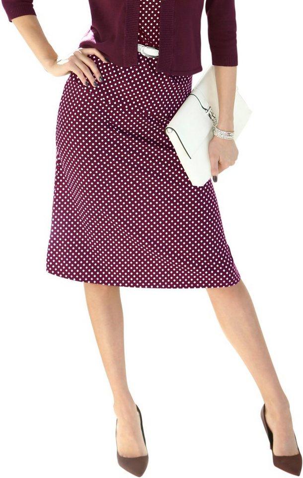 16d12c2524811 Lady Jersey-Rock mit Rundum-Dehnbund, Polyester, Elasthan online kaufen |  OTTO