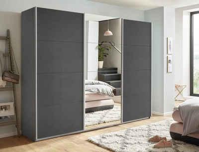 Kleiderschrank In Grau Online Kaufen Otto
