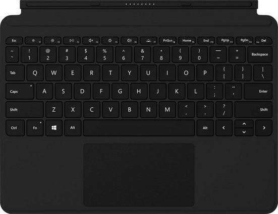 Microsoft »Surface Go Type Cover« Tablet-Tastatur