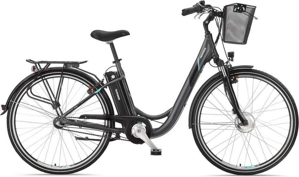 telefunken alu city e bike 28 zoll 3 gang shimano nexus. Black Bedroom Furniture Sets. Home Design Ideas