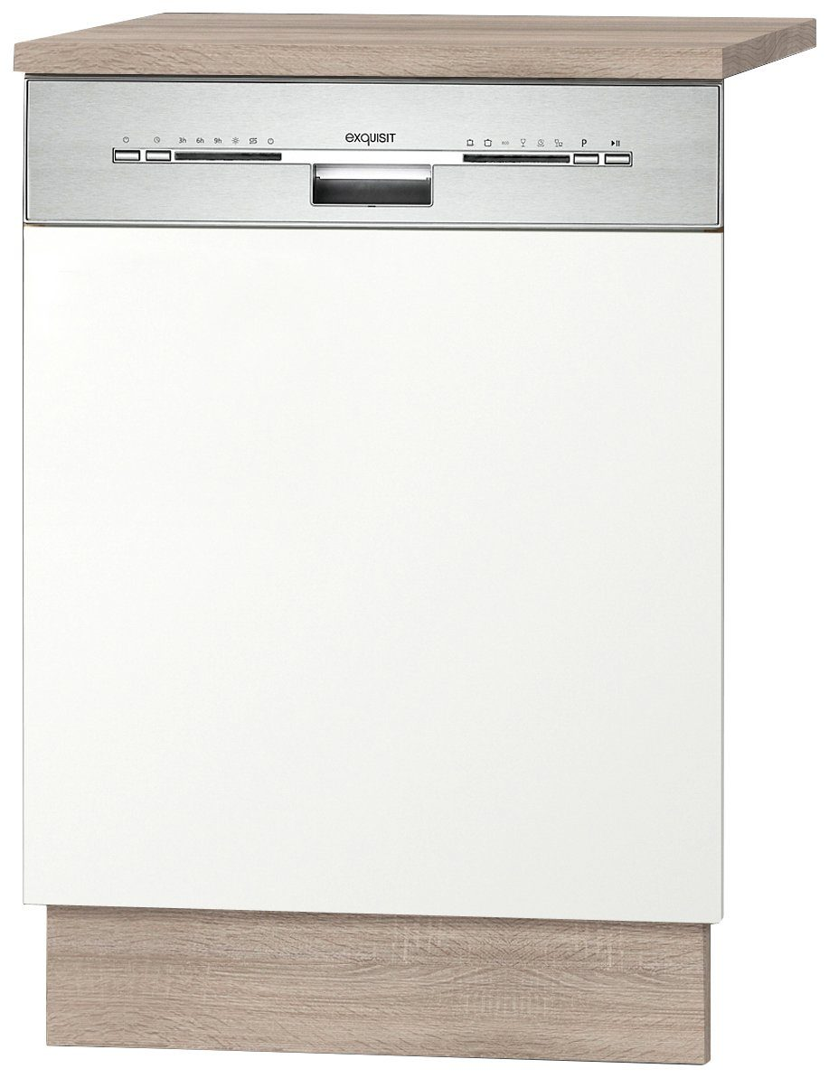 OPTIFIT Geschirrspüler-Umbauschrank »OPTIkult Zamora«, Breite 59,6 cm
