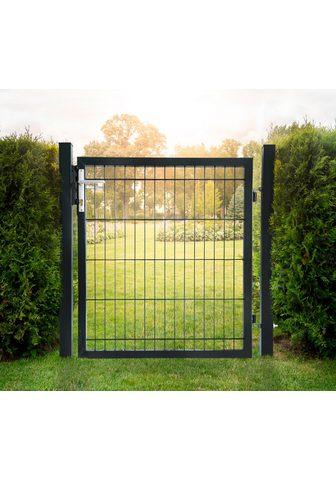 HOME DELUXE Varteliai dėl metalinė tvora HxL: 16x1...