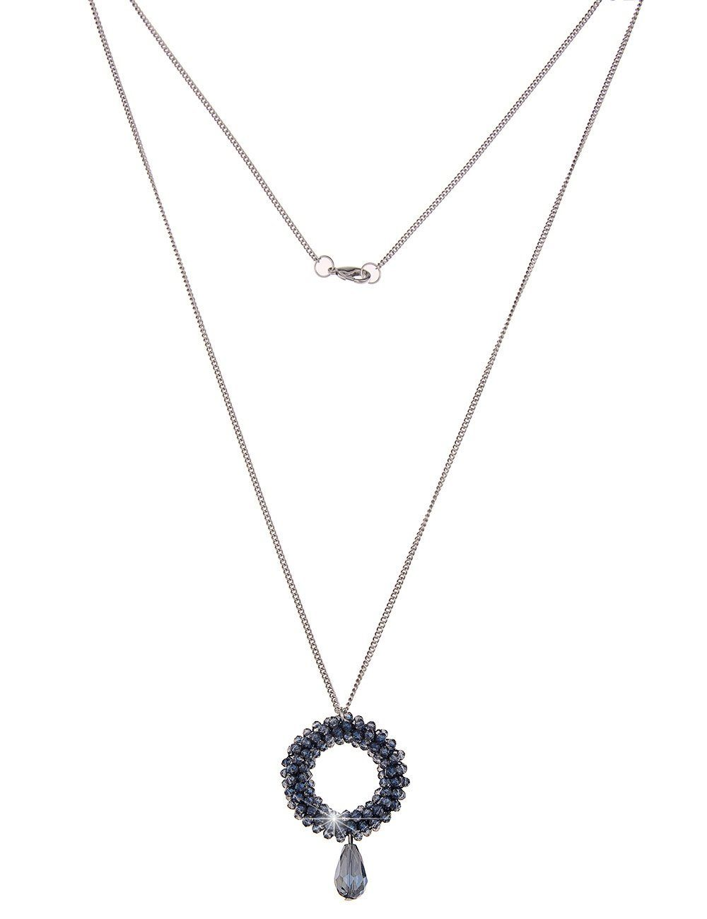 Leslii Halskette mit Ringanhänger