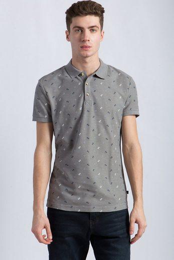 Finn Flare Poloshirt im lässigen Look