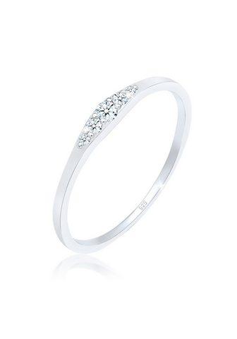 DIAMORE Žiedas su deimantais »Verlobungsring d...