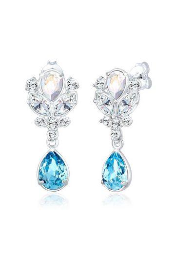 Elli Paar Ohrhänger »Ohrhänger Royal Swarovski® Kristalle 925er Silber«
