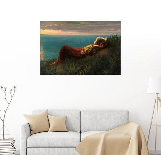 Posterlounge Wandbild - Jozef Israels »Träume«