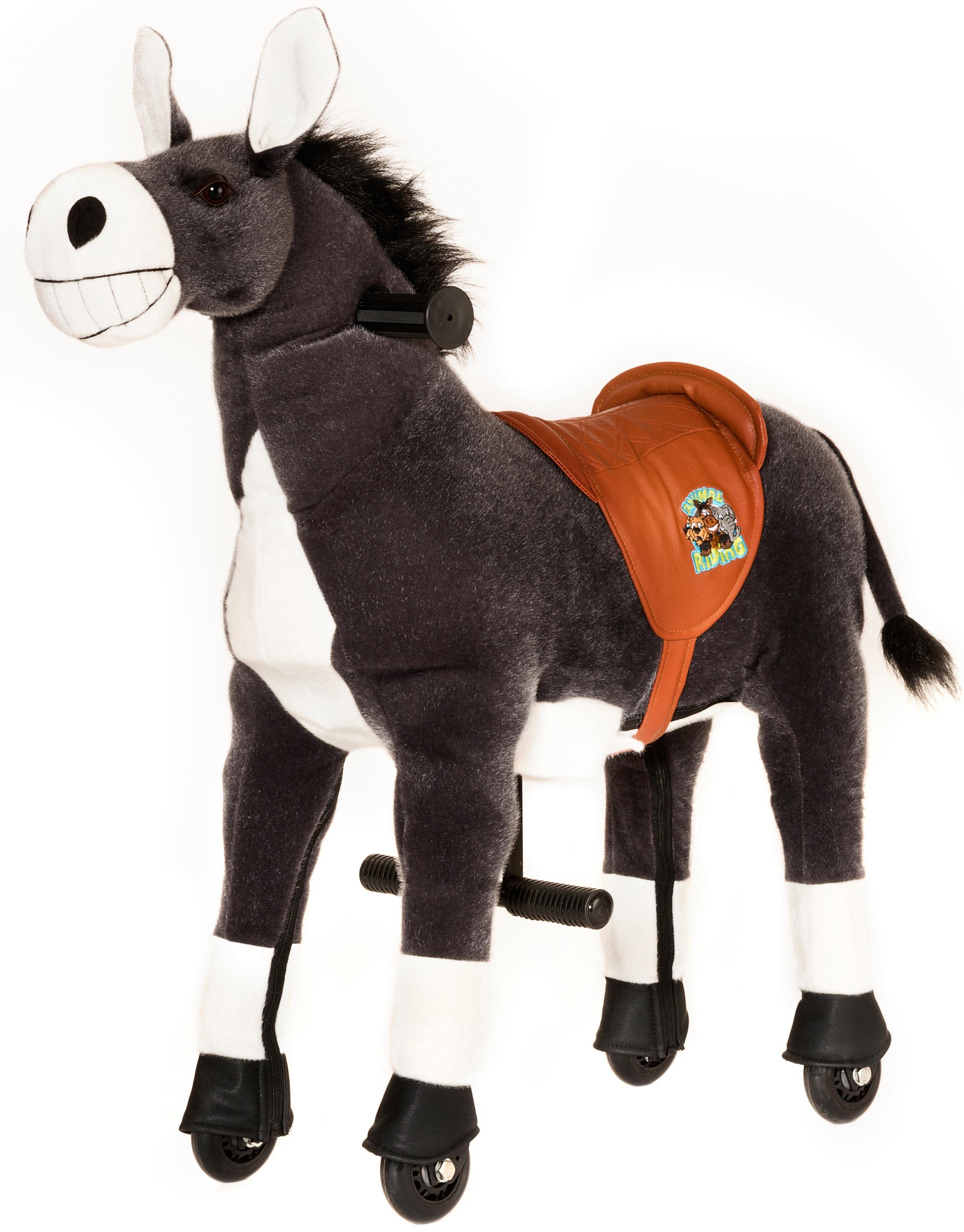 Animal Riding Reittier mit Rollen, »Esel Dundy, S«