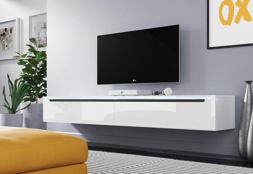 My Home Lowboard Breite 180 Cm Masse B T H 180 33 24 Online