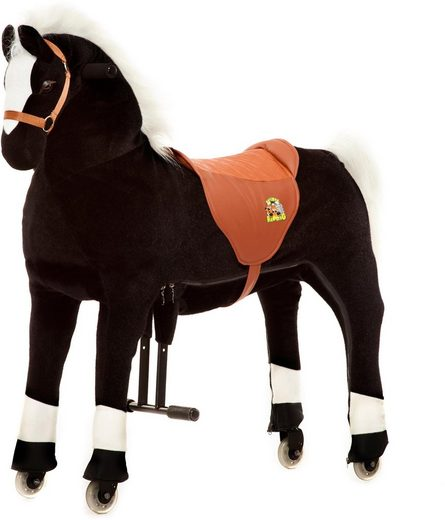 ANiMAL RIDinG Reitpferd »Pferd Maharadscha, XL«, mit Rollen
