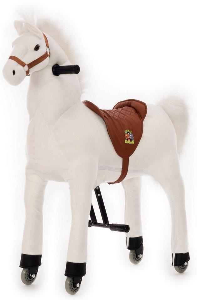 Animal Riding Reittier mit Rollen,  Pferd Snowy, S  online kaufen