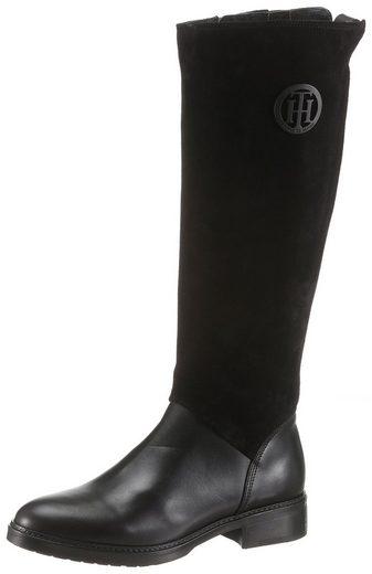 TOMMY HILFIGER »Hatty 5C« Stiefel mit Anziehlasche